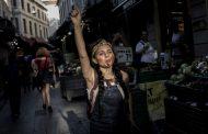 Полиция и сълзотворен газ спряха прайда в Истанбул
