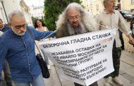 Блокада и напрежение пред парламента заради протест на Николай Колев – Босия