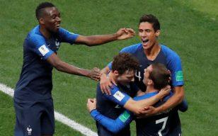 Франция е новият световен шампион