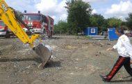 В Карнобат ще има нова пожарна, направиха първата копка (СНИМКИ)