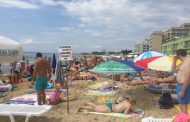 GPS провери южния плаж в Несебър