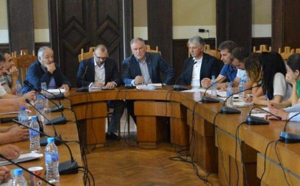 Губернаторът и кметове на среща за промените в Закона за водите