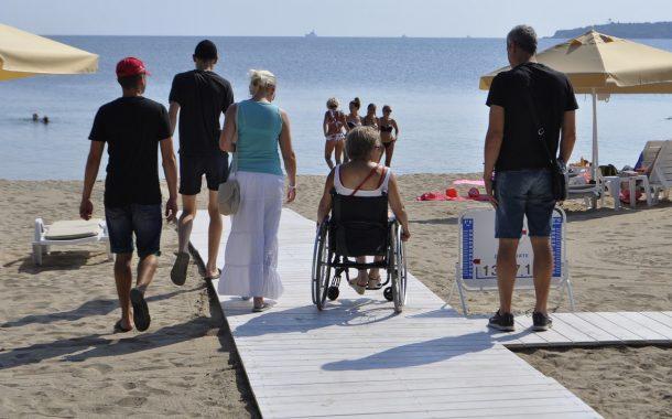 Комисия извърши нови проверки достъпни ли са плажовете за хора с увреждания /СНИМКИ/
