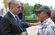 Президентът се срещна с животновъди в Болярово