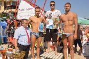 Бургазлия спечели плувния маратон на Созопол