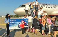 Аерофлот откри целогодишна линия Москва-Бургас/видео/