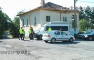 Жандармеристи изтеглиха протестиращите пред стадото на баба Дора