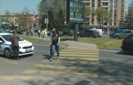 Пак блъсната жена на пешеходната пътека срещу х-л