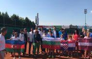 Кметът Димитър Николов откри международен турнир по тенис в Бургас