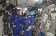 Руски космонавти с видеопоздрав  до Несебър /видео/