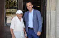 Дядо Никола Мечев навършва 100 години на 1 август, идната сряда