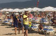 До края на септември южния плаж в Слънчев бряг ще бъде осигурен със спасители