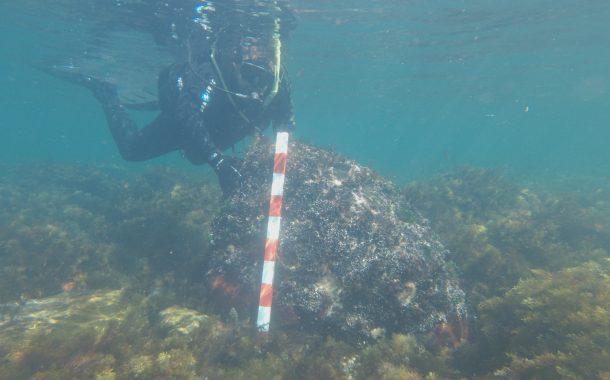 Откриха под вода неизвестна крепост край остров Свети Тома