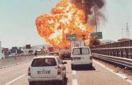 Експлозия до летището в Болония