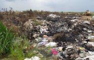 Откриха мърво бебе на сметище в Хасково