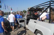 22 джипа за сафари по Южното Черноморие останаха без номера след съвместна проверка на НАП, ДАИ и МВР