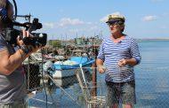 Бургаските рибари показват как се мерметосват мрежи (ВИДЕО)
