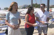 Прекратяват концесиите на 10 плажа, глобяват Слънчев бряг- централен с 32 000 лв. заради бетон/снимки/