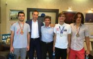 Бургаски топ математици със злато, сребро и бронз от най-престижното математическо състезание в света