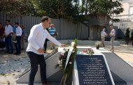 ГЕРБ-Бургас почете паметта на жертвите на комунизма