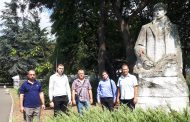 БСП – Бургас положи цветя на паметниците на антифашистите по случай 9-ти септември