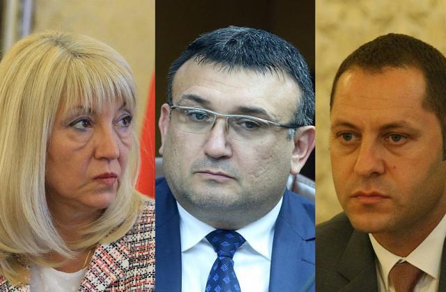 Кои са Петя Аврамова, Александър Манолев и Младен Маринов?