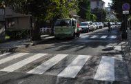 Подновяват пътната маркировка за първия учебен ден в Несебър