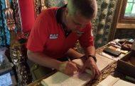Посланикът на Беларус се включи в преписа на История Славянобългарска