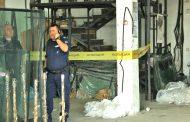 Асансьор пропадна в бургаска фирма, пострадаха трима работници /видео/