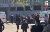 18 души загинаха при взрив в колеж в кримския град Керч