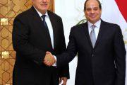 Бойко Борисов се срещна с президента  на Египет Абдел Фаттах Ас-Сиси