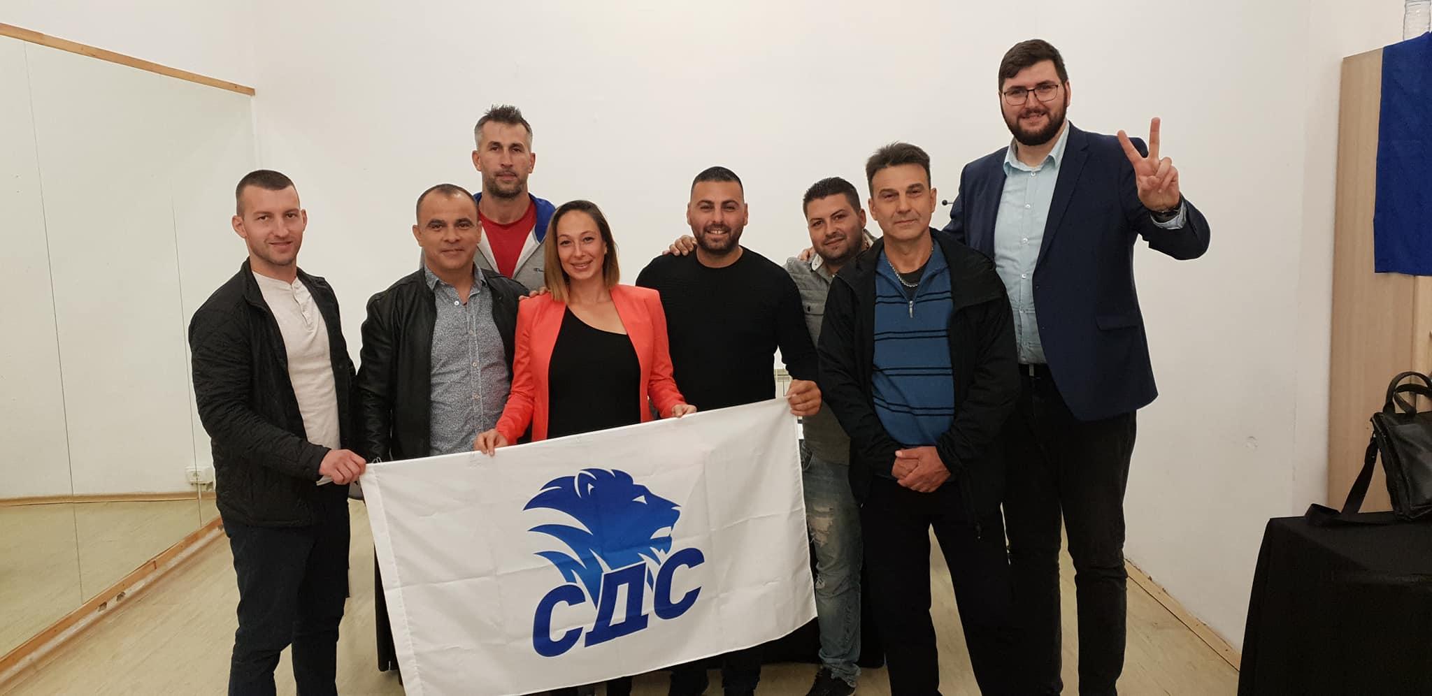 Младежкият лидер на СДС Дончо Златев получи номинация за НИС
