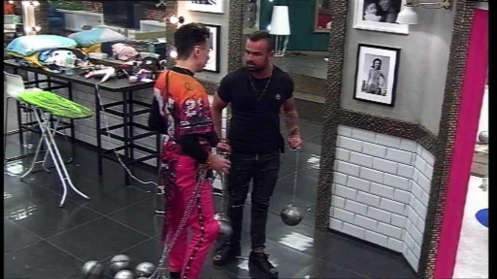 Извънредна ситуация в Къщата на VIP Brother, Кулагин е във вихъра си (ВИДЕО)