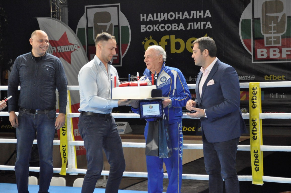 Бургаски триумф на втория кръг на Национална боксова лига