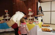 Майки ГЕРБ организираха благотворителен базар за Тони