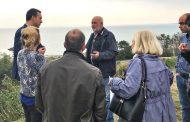 """Предприемат спешни мерки за укрепване на свлачищата в бургаския квартал """"Сарафово"""" (видео)"""