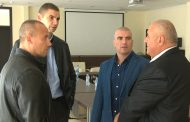 Бургаските граничари на спешна среща в Министерството на правосъдието /видео/