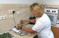 Вижте рекордното количество марихуана, задържана в Бургаско /видео/