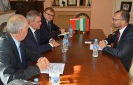 Подновихме споразумението за сътрудничество с Гомелска област
