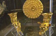 Златните изложби ще останат в Археологическия музей до 1 ноември