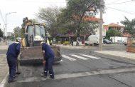 В Ахелой ще има повдигнати пешеходни пътеки