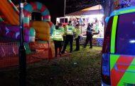 8 деца пострадаха при инцидент с надуваема пързалка във Великобритания
