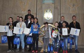 Бургаски шампиони получиха признание за успехите си