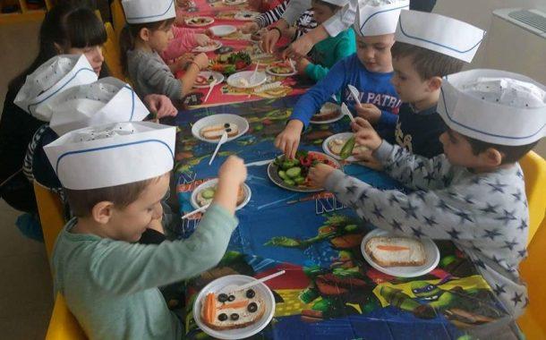 300 деца и родители ще готвят здравословни специалитети в центъра на Бургас
