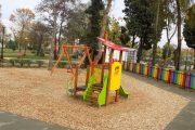 Поморие: Откриха нова детска площадка в кв. Свети Георги