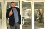 Лидерът на протеста в Бургас Мартин Пенчев се оттегля, яви се на разпит в полицията (видео)