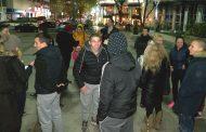В Бургас протестираха срещу бедността, разрухата и фалшивите медии