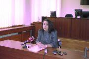 Вълкова съобщи официално промените в ръководството на Апелативния съд