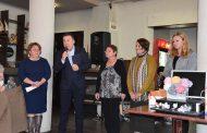 Николай Димитров посети клубовете на инвалидите в Обзор и Несебър