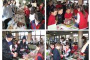 Несебърски ученици организираха благотворителен базар